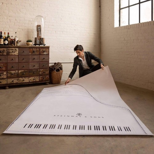STEINWAY SIZING TEMPLATE