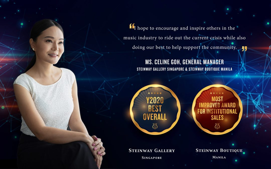 Steinway Asia Pacific Announces the Winners of the 2020 Steinway Business Excellence Awards