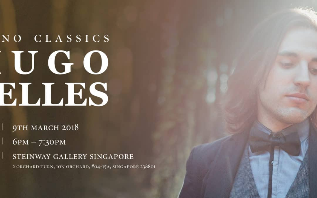 Piano Classics With Hugo Selles