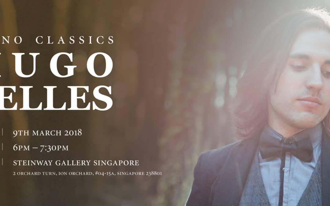 Piano Classics With Hugo Selles