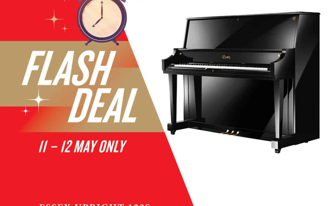 ION's 10th Anniversary: MAY 2019 FLASH DEAL