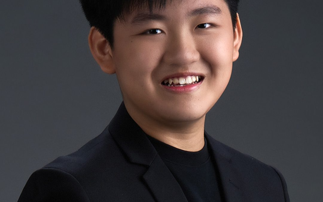 13-year old representing Singapore at the 5th Steinway Youth Piano Competition Regional Finals Asia Pacific