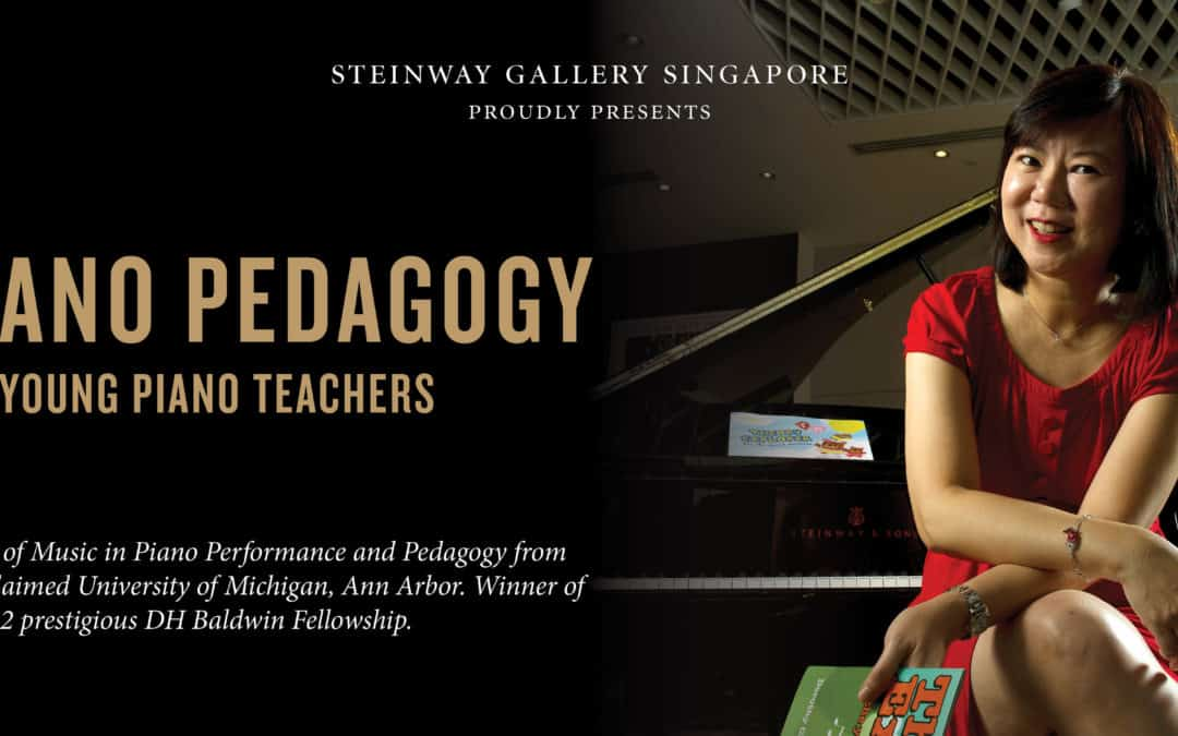 9th Jan – 6th March 2019: Piano Pedagogy For Young Piano Teachers