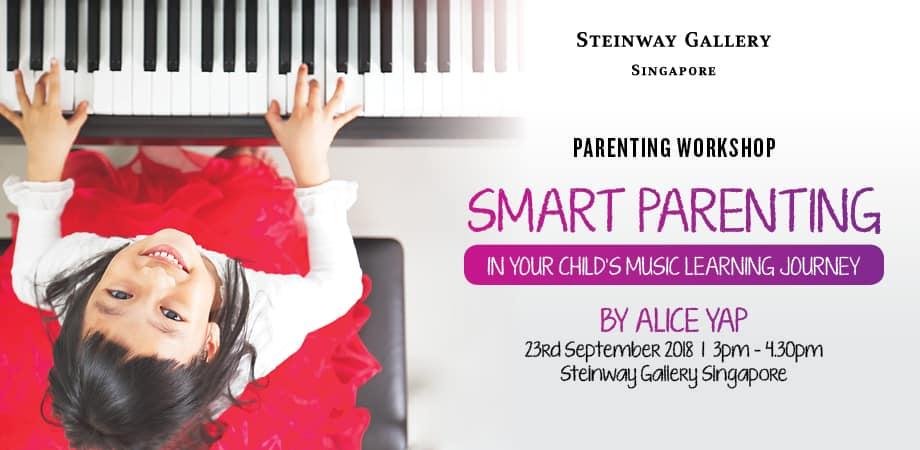 23rd September -Smart Parenting
