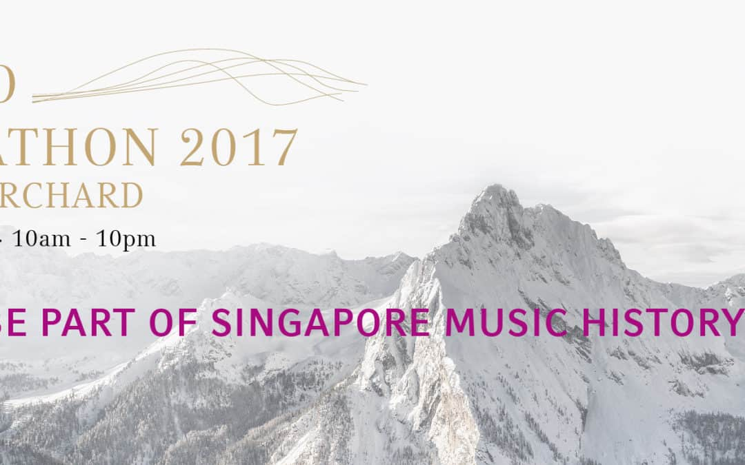 PIANO MARATHON AT ION ORCHARD 2017