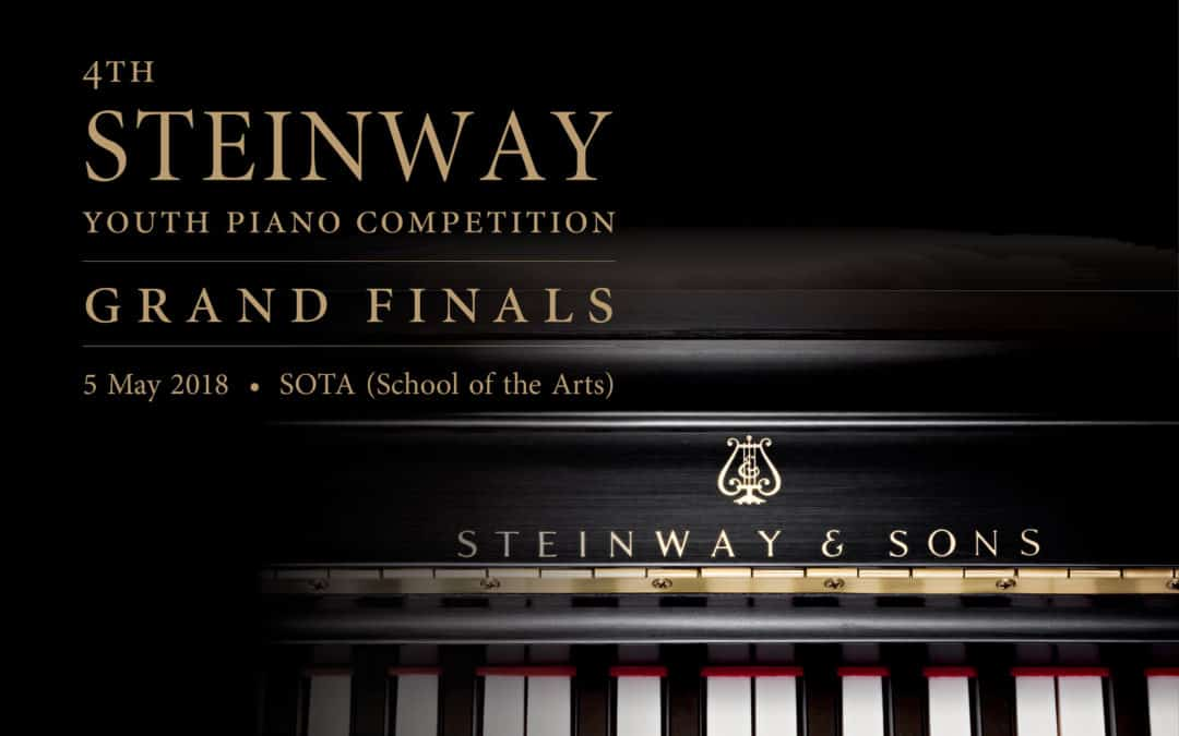 4th Steinway Youth Piano Competition – Grand Finals