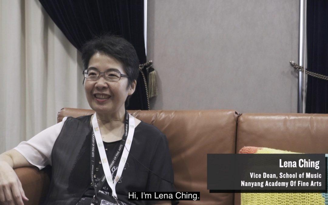 NAFA interview at the NIPA 2020 program