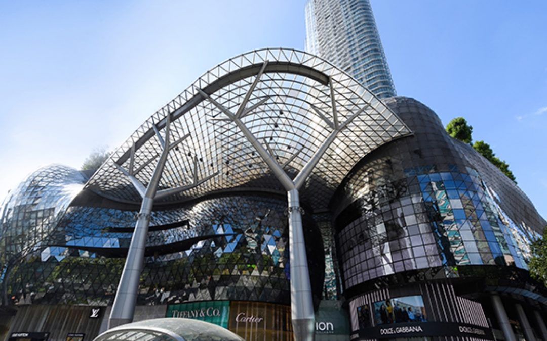 ION Orchard mall closed for deep cleaning