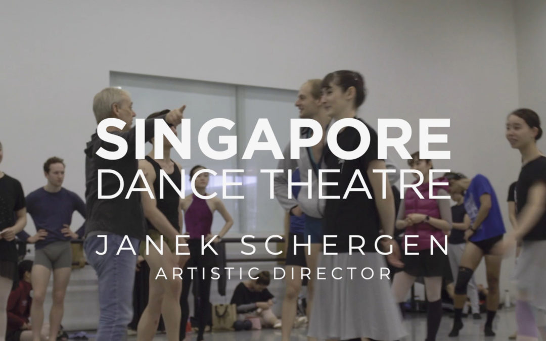 STEINWAY interviews Artistic Director, Janek Schergen